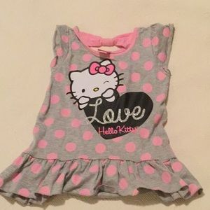 Other - Bow back hello kitty T-shirt